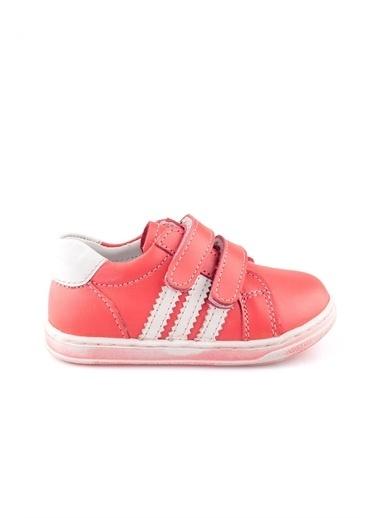 Cicibebe Kız Çocuk Ayakkabısı Mercan